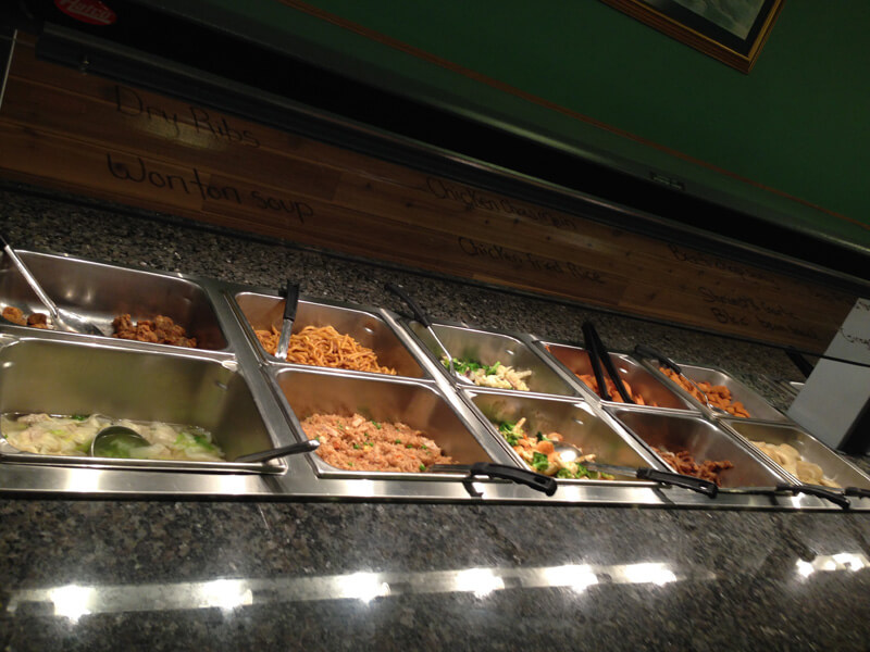 Buffet Hot Trays